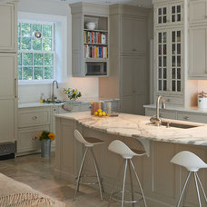 Traditional Kitchen by Prevo Cabinetry