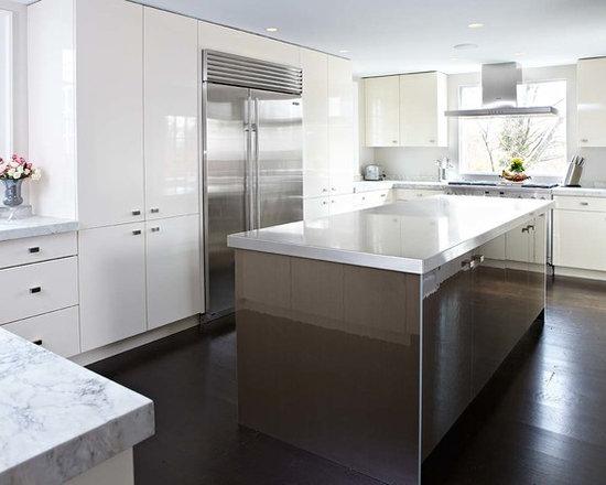 Modern Kitchen Floor Plan open floor plan modern kitchens