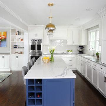 Open Floorplan Living