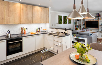 Houzz Tour: A Cosy Riverside Flat Full of Smart Storage Ideas