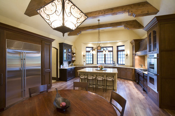 Rustic Kitchen by Cheryl D & Company