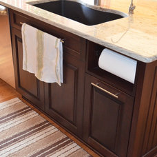Traditional Kitchen by GW Custom Cabinets and Furniture