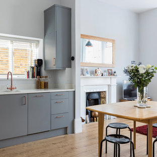Open Kitchen with Living room SW16