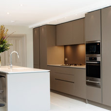 Contemporary Kitchen by Neil Norton Design