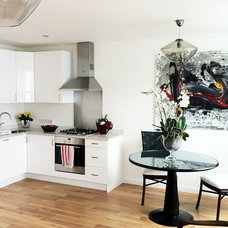 Contemporary Kitchen by Cassidy Hughes Interior Design & Styling