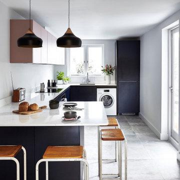 Open-plan kitchen, Chiswick