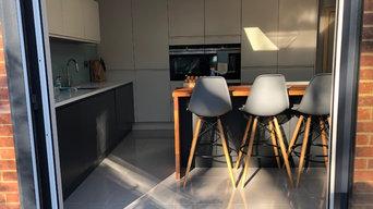 Open Plan Kitchen, Crowborough