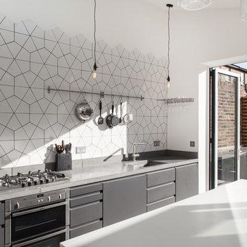 Open-Plan Kitchen Diner Extension