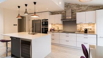 Open Plan Kitchen  - Kew