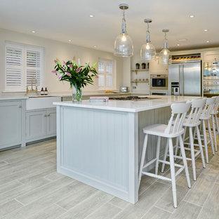 Open Plan Kitchen Living Area - Derbyshire