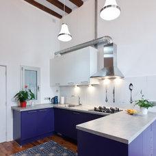 Contemporary Kitchen by nicneu studio - fine art & wall decor