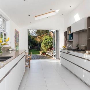 Open Plan Large Kitchen