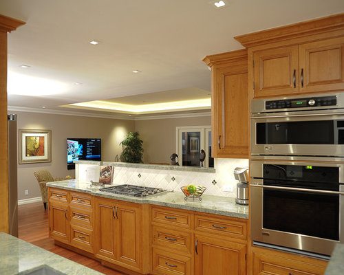 Ge Monogram Advantium Built In Oven | Houzz
