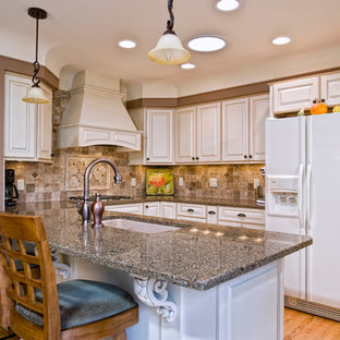 open cabinets kitchen cove ceiling houzz 1199