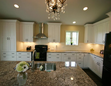 Opening Up A Kitchen Remodel