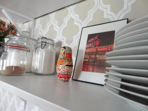 Eclectic Kitchen by Meg Padgett