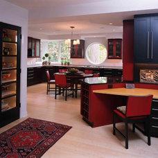 Asian Kitchen by Radifera Design Group, LLC