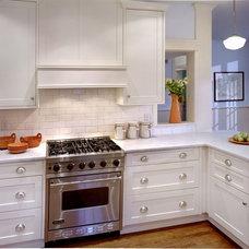 Traditional Kitchen by Radifera Design Group, LLC