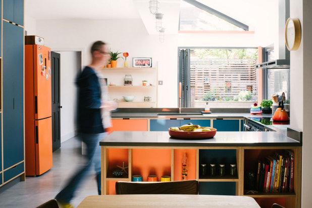Scandinavian Kitchen by Wood & Wire