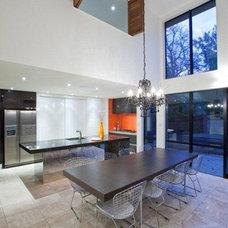 Modern Kitchen by Natalie Du Bois