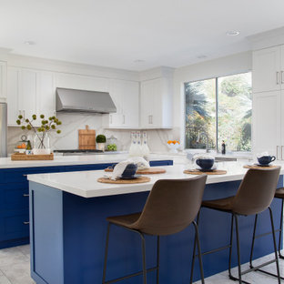 75 Beautiful Double Island Kitchen Pictures Ideas Houzz