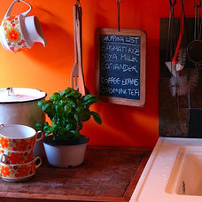 Eclectic Kitchen by H is for Home