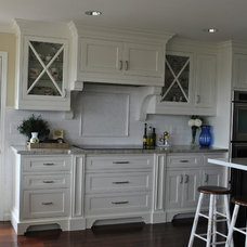 Traditional Kitchen by Stone Studio,Inc.