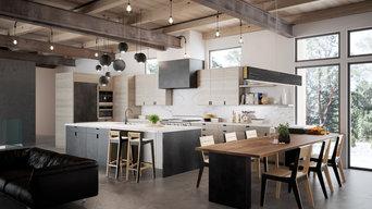 Orcas Island Kitchen