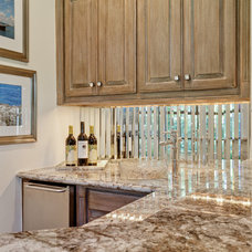 Traditional Kitchen by Rosewood Custom Builders