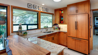 Oregon Wine Country Kitchen Remodel
