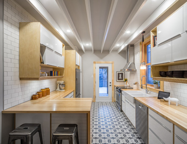 Contemporary Kitchen by Grassroots Design