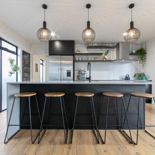 Orewa New Build - Kitchen, Scullery & Laundry