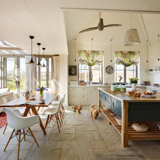Orford | A classic country kitchen with coastal inspiration.