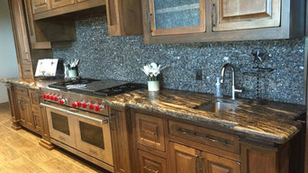 Orian Leathered Granite Countertops