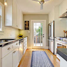 Traditional Kitchen by Katie Hastings Design LLC