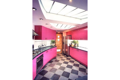 contemporary kitchen by Original Vision Limited
