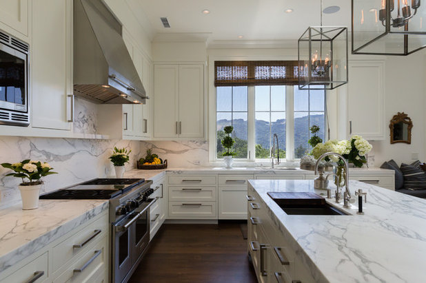 Traditional Kitchen by Butler Armsden Architects