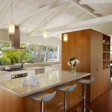 Modern Kitchen by Nick Noyes Architecture