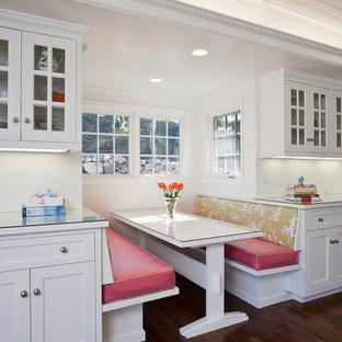 Klassische Küche Mit Glas Arbeitsplatte In San Francisco