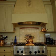 Traditional Kitchen by Seal Design Group