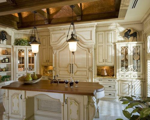 Mediterranean Kitchen Design Ideas, Renovations & Photos