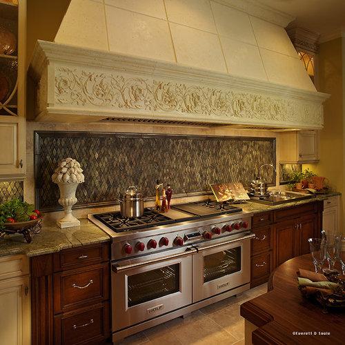 Mediterranean Kitchen Designs: Mediterranean Kitchens