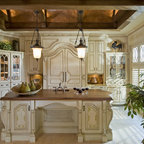 terrific french colonial kitchen   French Colonial Style Kitchen - Mediterranean - Kitchen ...