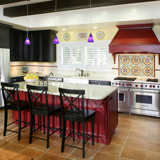 Traditional Kitchen by Viray Design