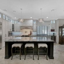 The New White Kitchen
