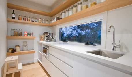 What to Do If Your Kitchen Doesn't Have a Pantry