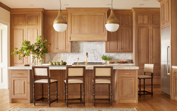 Traditional Kitchen by Morales Construction Co., Inc.