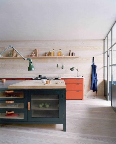 Scandinavian Kitchen by Plain English