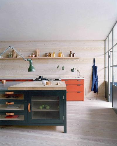 Scandinavian Kitchen by Plain English