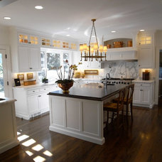 Traditional Kitchen by Eagle Designs and Woodworking, Inc.